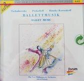 Tchaikowsky -  Ballet Music