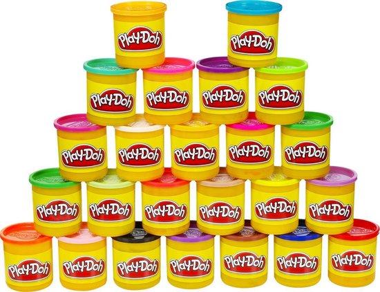 Afbeelding van Play-Doh - 24 potjes speelgoed