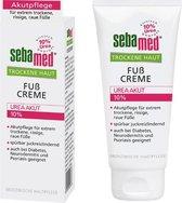 sebamed Ureum Acute voetcrème voor droge voeten, 100 ml