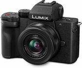 Panasonic Lumix DC-G100 Vlogcamera met 12-32mm lens - Zwart