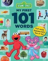 Sesame Street My First 101 Words