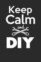 Keep calm and DIY: 6x9 DIY - dotgrid - dot grid paper - notebook - notes