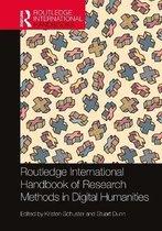 Routledge International Handbook of Research Methods in Digital Humanities
