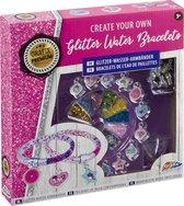Glitter Water Armbanden Maken - Knutselen meisjes - Sieraden maken