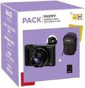 Sony DSC-HX90V compacte camera + tas + geheugenkaa