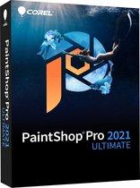 Corel PaintShop Pro 2021 Ultimate - Nederlands/ En