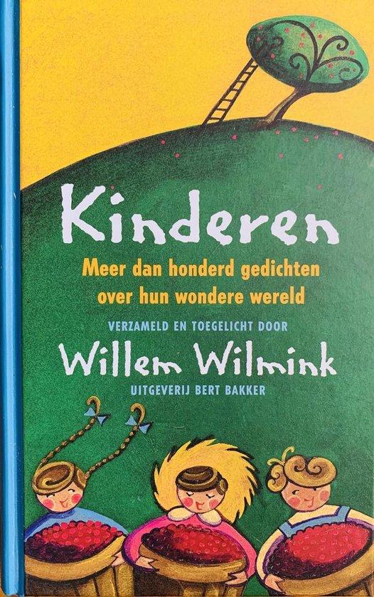 Boek cover Kinderen van Willem Wilmink (Hardcover)