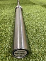 Northwest Premium Olympische Halter - Barbell - heren - 20 kg