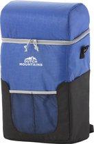 Dutch Mountains Koeltas Rugzak | Cooler Backpack 20 Liter | Picknicktas | Lunchtas | Koelrugzak | Strandtas | Blauw