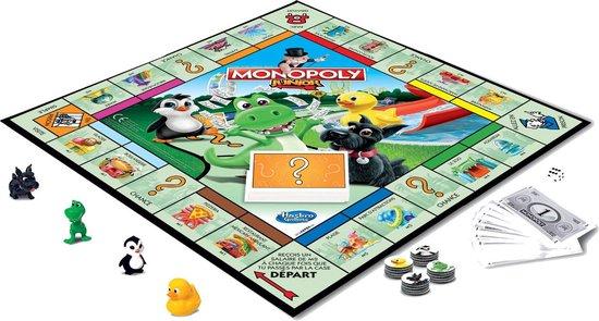 Afbeelding van het spel Monopoly Junior - Bordspel (FR)