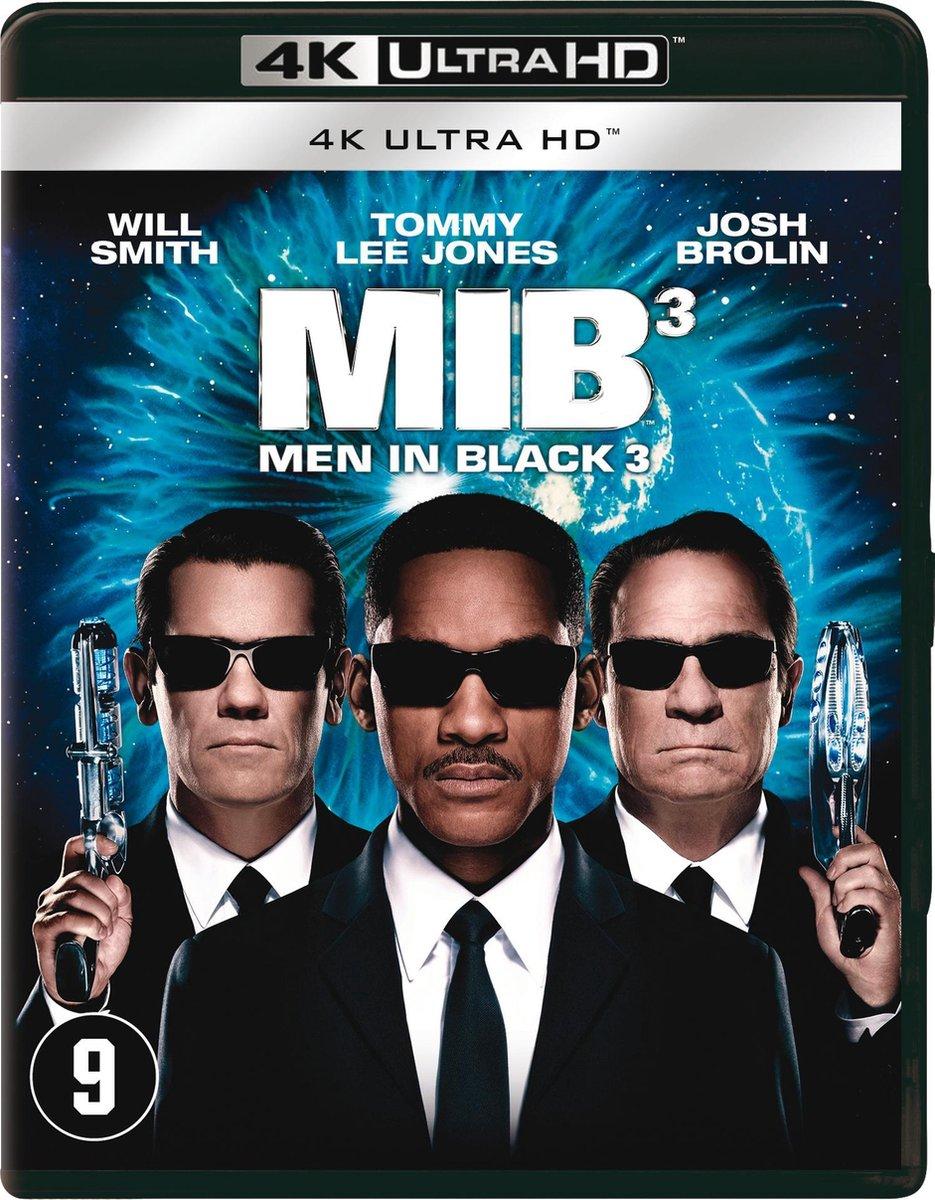 Men in Black 3 (4K Ultra HD Blu-ray)-