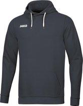 Jako - Hooded sweater Base - Grijs - Heren - maat  XXL