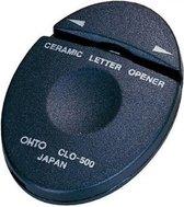Ohto Japanse Ceramische brievenopener - snijdt 1mm open - evenlop - office - brieven