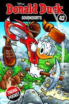 Donald Duck thema pocket 42 - Goudkoorts - 042