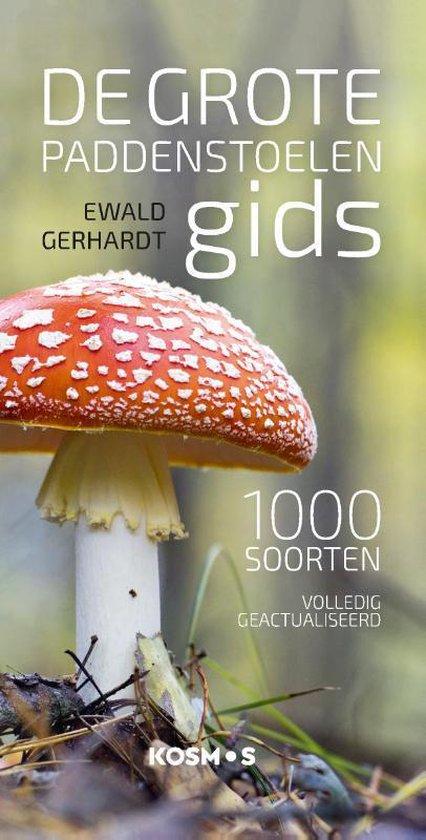 Boek cover De grote paddenstoelengids voor onderweg van Ewald Gerhardt (Paperback)