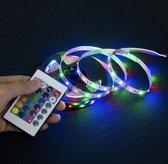 RGB Led strip – 5m – Incl afstandsbediening