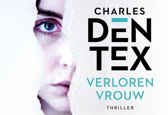 Boek cover Verloren vrouw van Charles den Tex (Onbekend)