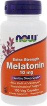 Melatonine,10 mg, 100 veg.capsules, Now Foods