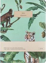 Afbeelding van &INK Agenda 2021 - Botanisch