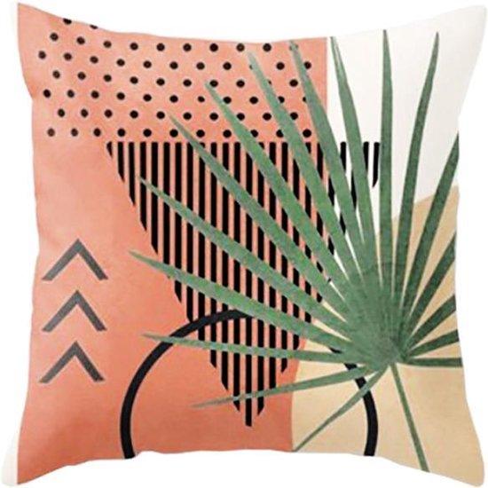 Moodadventures | Kussens | Kussenhoes Abstract Palm | 45 x 45