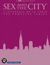 Sex And The City - The Esseantial Collection: Seizoen 1 t/m 6