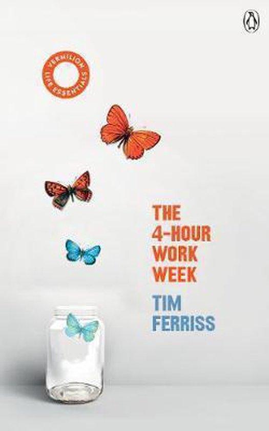 Boek cover The 4-Hour Work Week van Timothy Ferriss (Paperback)
