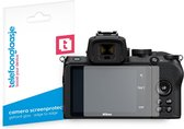 Nikon Z50 screenprotector gehard glas