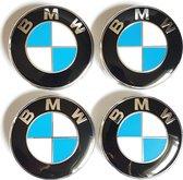 BMW naafdoppen 68mm [naafkappen - centercaps - naafdeksel - wieldoppen - velgdop - velgen - wielen - 36136783536 / 36122455269]