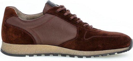 Pius Gabor 0496.10.04 Heren Sneaker - Oranjebruin - Maat 40.5