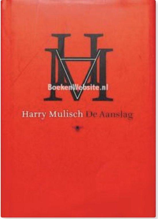 Boek cover De Aanslag van Harry Mulisch (Hardcover)