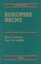 Europees recht in hoofdlijnen.