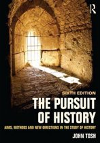Boek cover The Pursuit of History van John Tosh