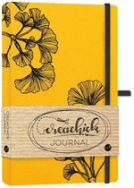 Creachick Bullet Journal geel