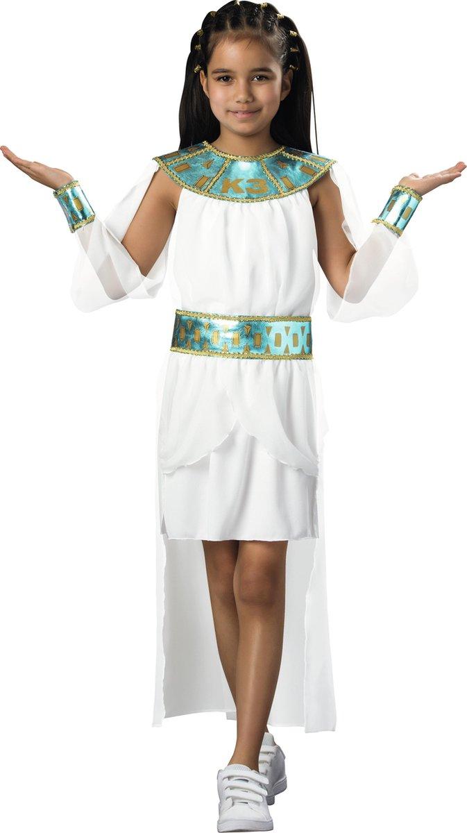 K3 - verkleedkleding - K3 Verkleedjurk Dans van de Farao - 3 tm 5 jaar - maat 116