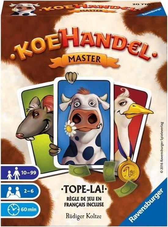 Afbeelding van het spel Ravensburger Spel Koehandel Master