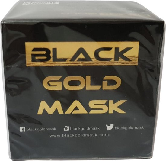 Black Gold Mask Peel Off (Gezichts Masker)