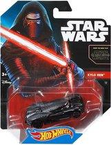 Mattel Hot Wheels: Star Wars - Kylo Ren