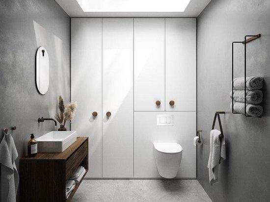 Bol Com Spiegel Bywirth Nordic Design Wandspiegel Spiegel Ovaal Spiegels Badkamer