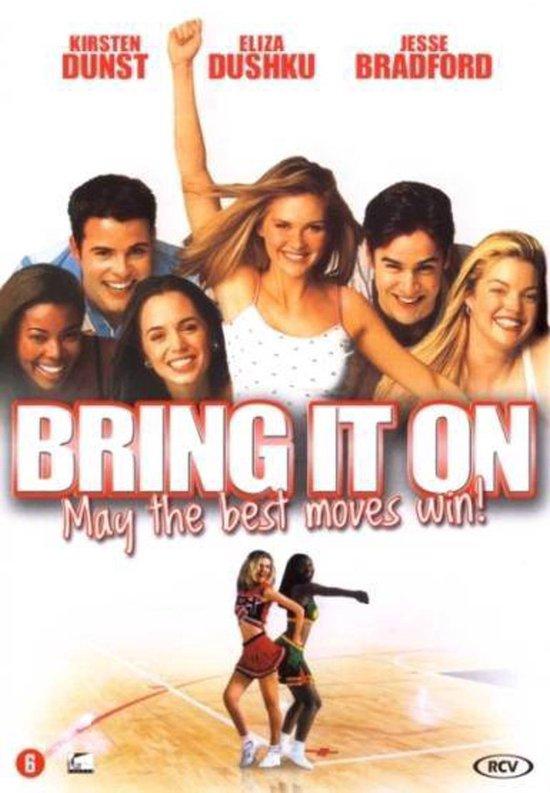 Cover van de film 'Bring It On'