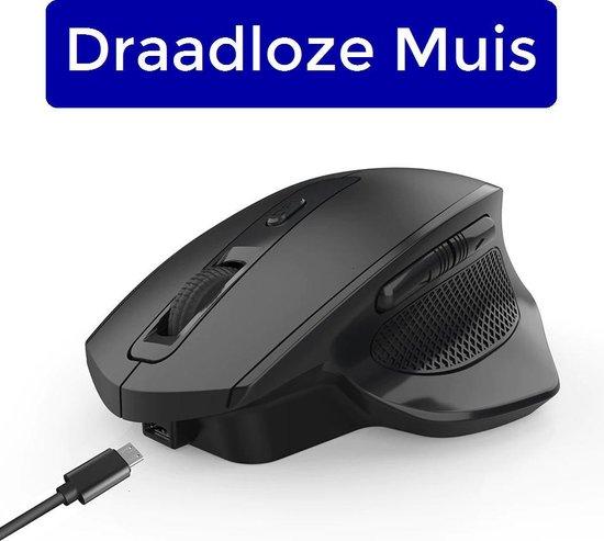 Muis draadloos ZDR X900 ZEDAR (Ergonomische draadloze muis laptop)