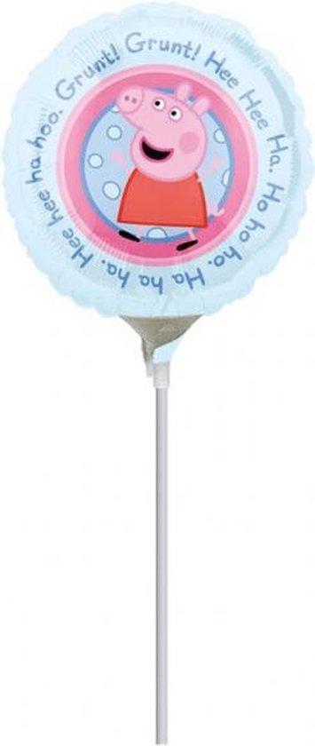Peppa Pig Folie Ballon Mini 23cm