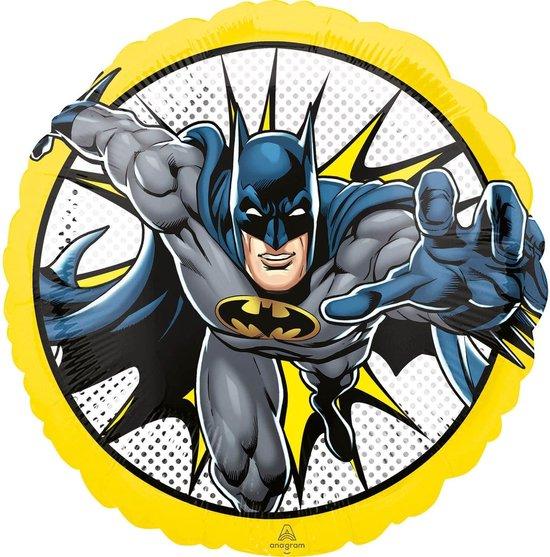 Batman Helium Ballon Actie 43cm leeg