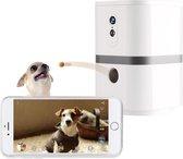 Skymee Automatische voerautomaat Dog Camera Petalk AI II