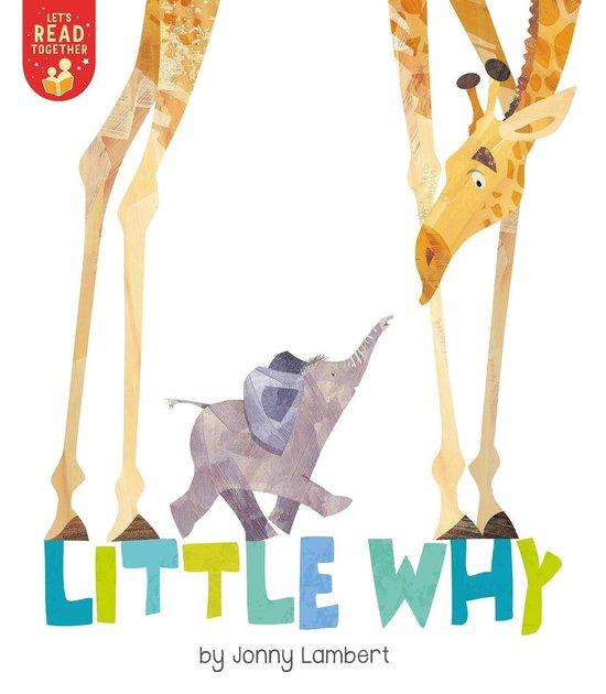 Boek cover Little Why van Jonny Lambert (Paperback)