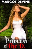 The Princess And The D. (BDSM FFM Threesome Anal Sex Erotic Fairytale)