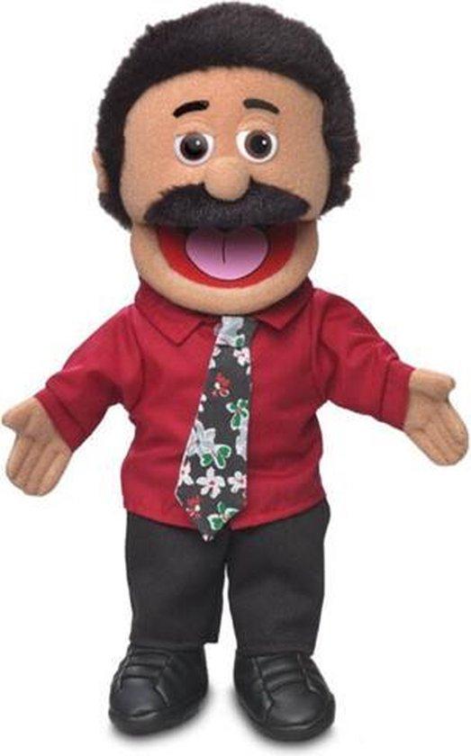 Handpop Carlos Sillypuppets 14''