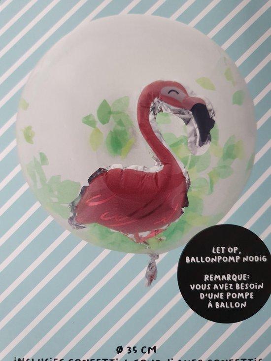 Ballon, Flamingo, tropisch