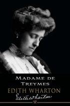 Omslag Madame de Treymes