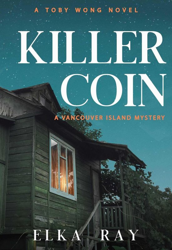 Omslag van Killer Coin