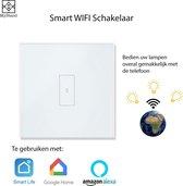 MyStand® WIFI Smart Muurschakelaar | Muur Lichtschakelaar | Schakelaar